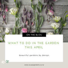 What To Do In The Garden This April