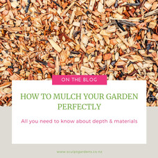 How To Mulch Your Garden Perfectly