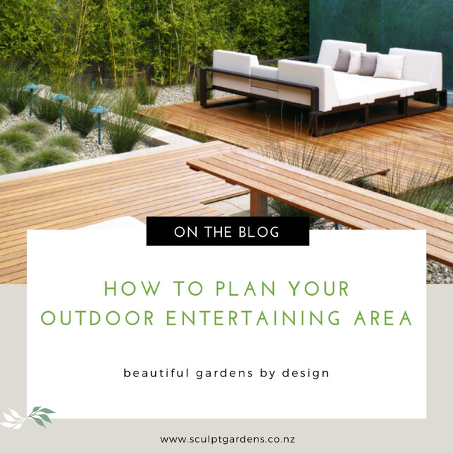 how to plan your outdoor area