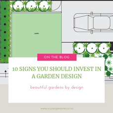 10 Signs You Should Invest In A Garden Design