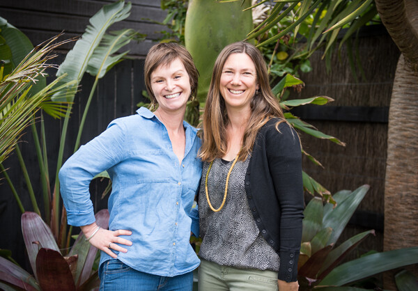 North Shore garden designers
